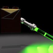Jedi brick Avatar