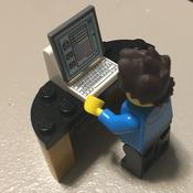 LEGO H A C K E R Avatar