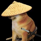 Samurai Doge Avatar