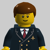 lego pilot Avatar