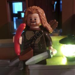 Lego Landon Avatar