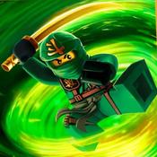 Green Ninja Master Avatar