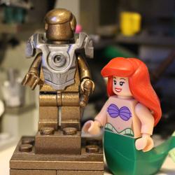 Legohead Avatar