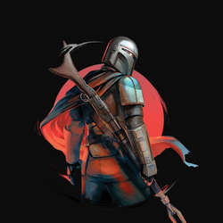 The Mandalorian Avatar