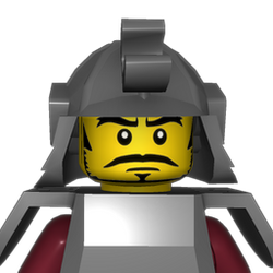 Lego Master of Disaster Avatar