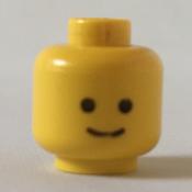 Yellow Lego Boy Avatar