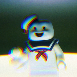 Marshmallow Man Avatar