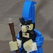 SpaceGlove Avatar