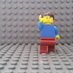 Lego tiger bricks Avatar