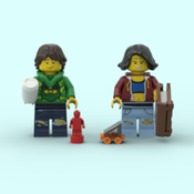 V and C - Master Builders Avatar