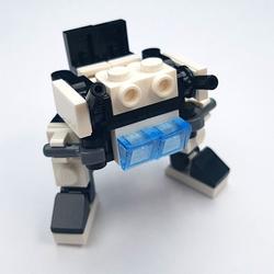 Love Mini LEGO Avatar
