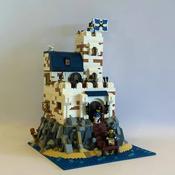 Lego War Machine Avatar