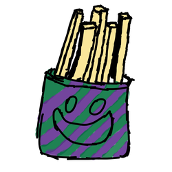 Mini fries Avatar
