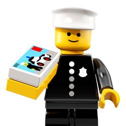 Taylor made lego Avatar