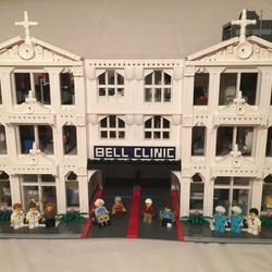 Lego Hospital Avatar