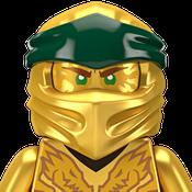 The Gold Ninja Avatar