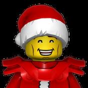 MinedFire Lego Avatar