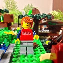 LEGO Brick Animation Avatar
