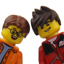 Bros with da Legos Avatar