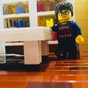 The Lego Closet Avatar