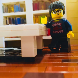The Lego Closet Avatar