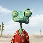 Lizard-Mobile Avatar