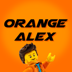 Orange ALEX Avatar