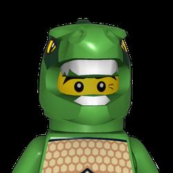 Green Designing Tiger Avatar