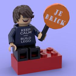 JE Brick Avatar