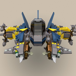SpacePoliceStriker Avatar