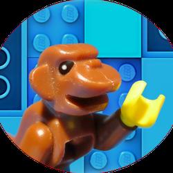 LEGO Monkey Avatar