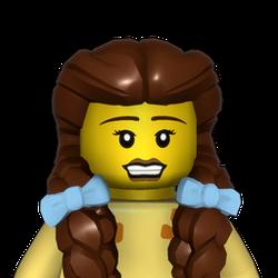 Millie lego Avatar