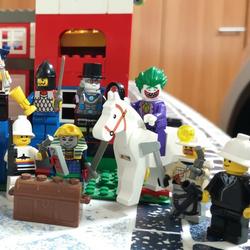 Lego fan 99 Avatar