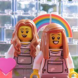 Rainbow Sisters Avatar