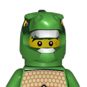 Misha Lego Master Avatar