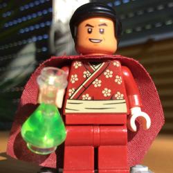 Commander Aliso Avatar