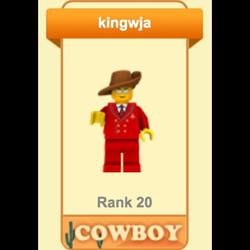 Kingwja of Kingland Avatar