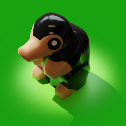 The Lego Mole Avatar