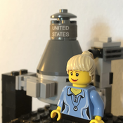 Lego Mercury 13 Avatar
