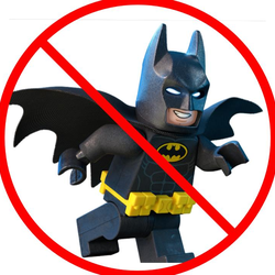 Not Batman Avatar