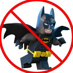Not Batman Avatar