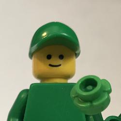 Green brick Avatar