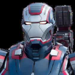 Iron patriot Avatar