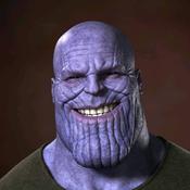 Thanos - The Grape Titan Avatar