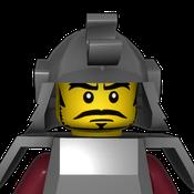 Held des Legos Avatar