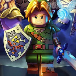 Lego Zelda 2.0 Avatar