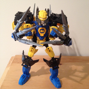 Ninjiggy Bionofist CB5 Avatar
