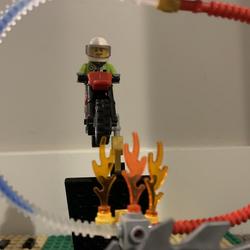 Flame Racer Avatar