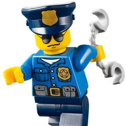 Lego Sheriff Avatar