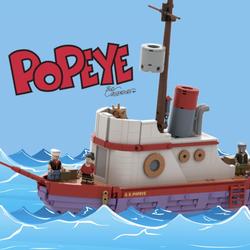 JonahSutherland - Popeye Avatar
